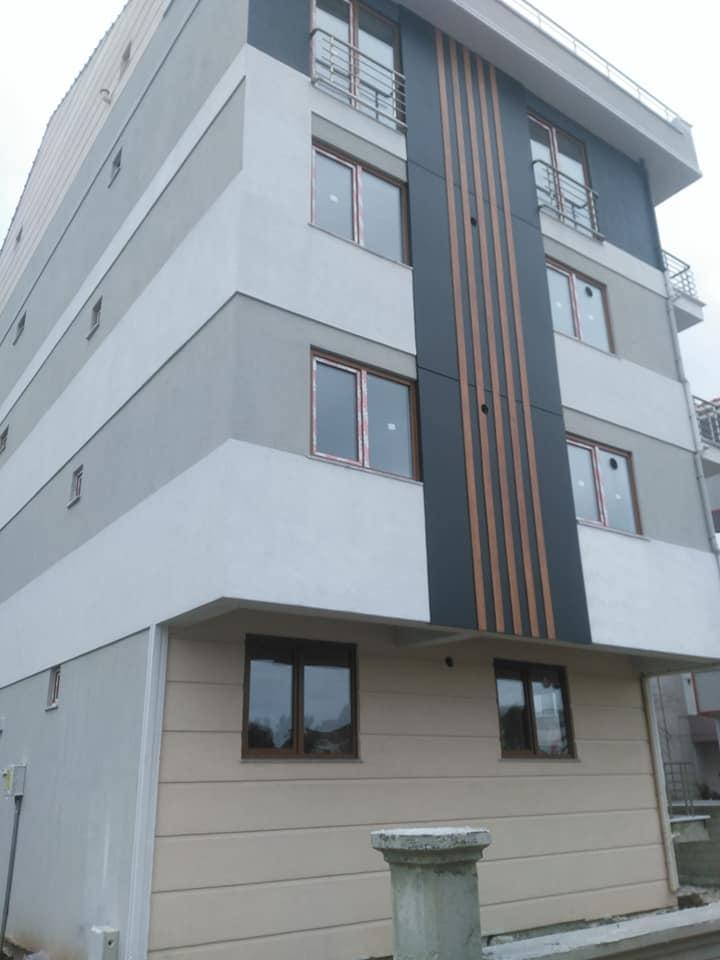 Biga 1+1 50 m2 Yeni Kiralık Daire