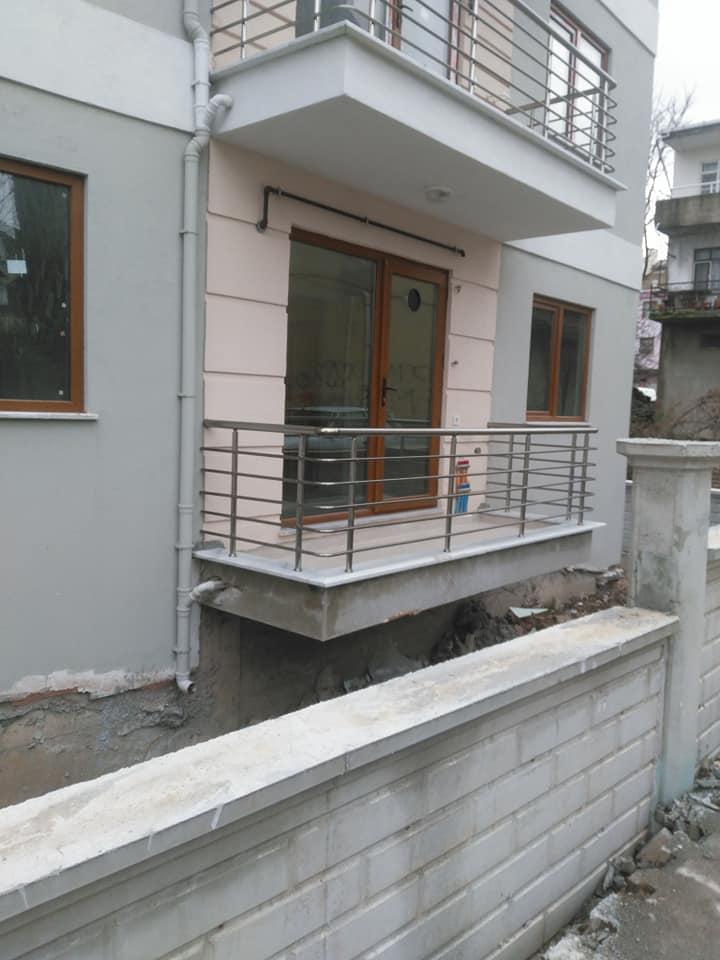 Biga 1+1 55 m2 Yeni Kiralık Daire