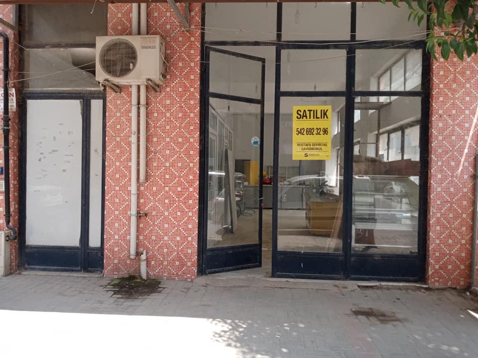 Çanakkale / Biga Satılık Dükkan İnönü Cad. 180 m2   Bodrum 40 m2